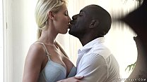 Interracial Anal mit Kimber Delice